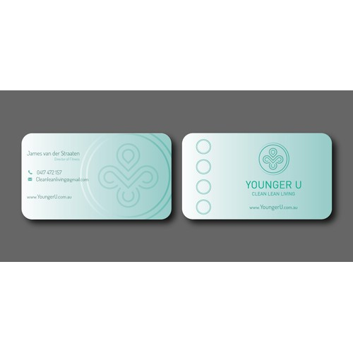 National Wellness Company needs business card