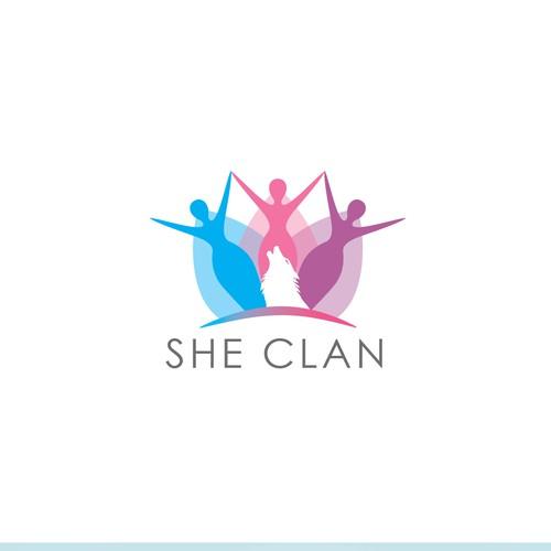 Women's empowerment logo.