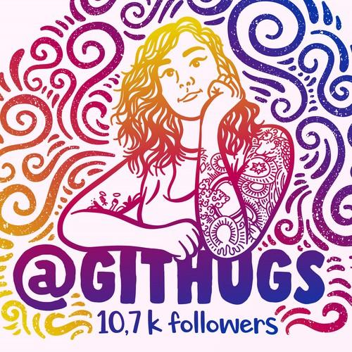 Githugs Instagram
