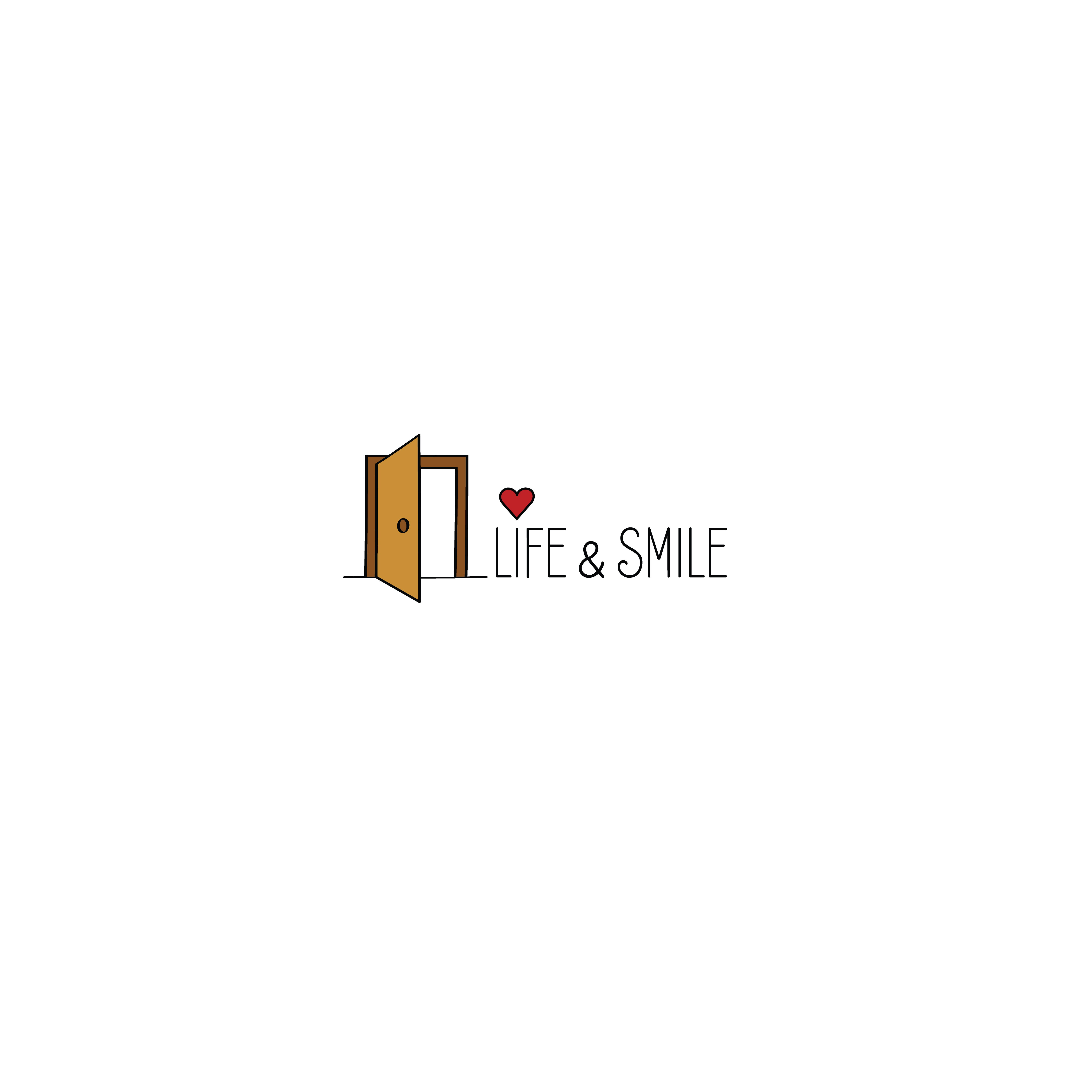 Life & Smile - An charity needs an inspiring logo