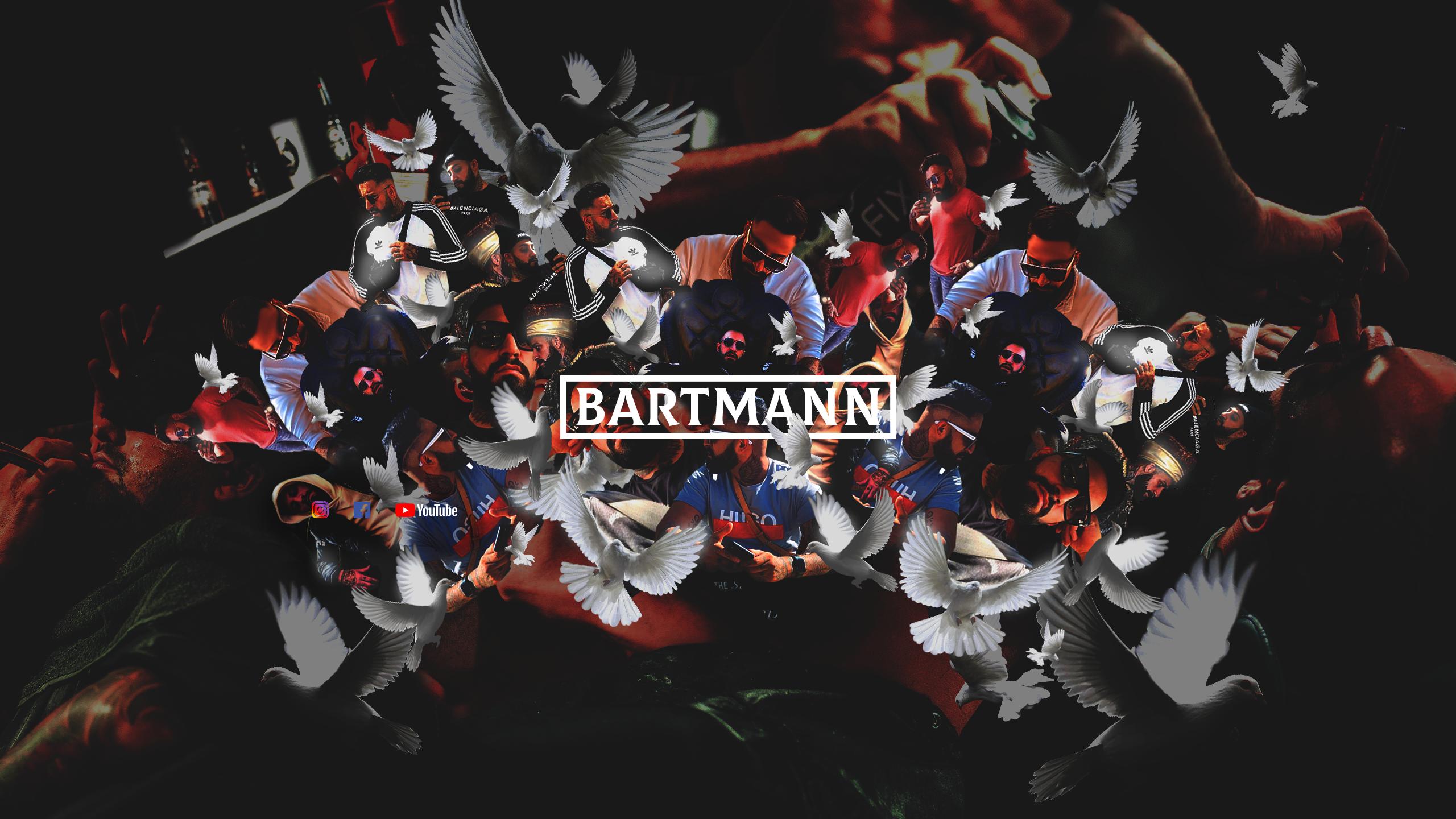 YouTube BANNER - BARTMANN
