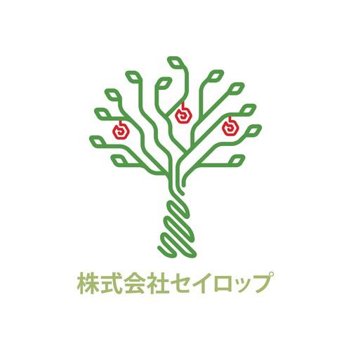 SALOP logo design