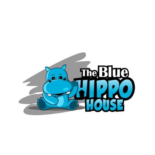 The Blue Hippo House