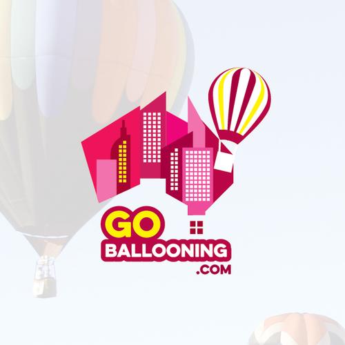 logo for Australia baloon tour