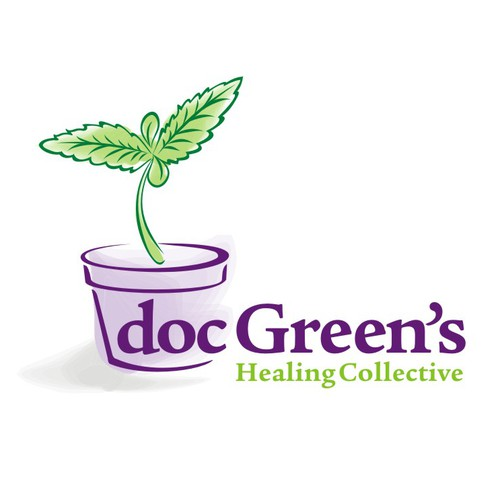Medicinal Cannabis Collective Logo almost there....