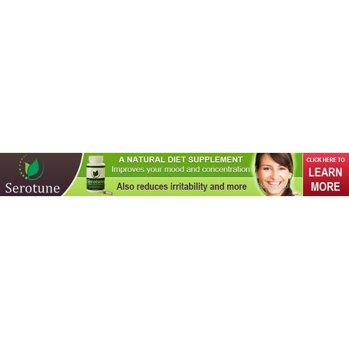 Retargeting Banners for Dietary Supplement