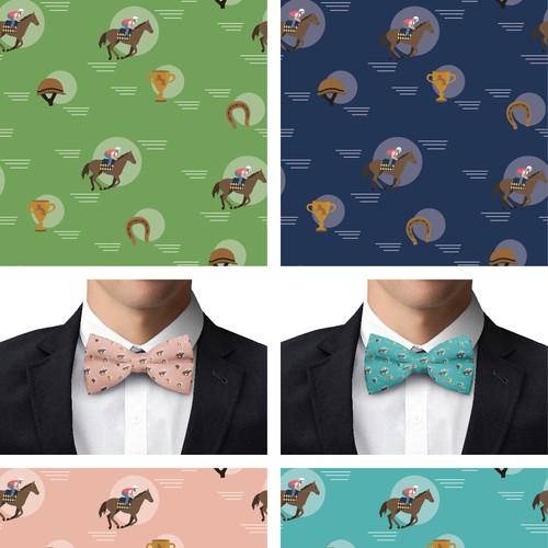 Pattern design for textile