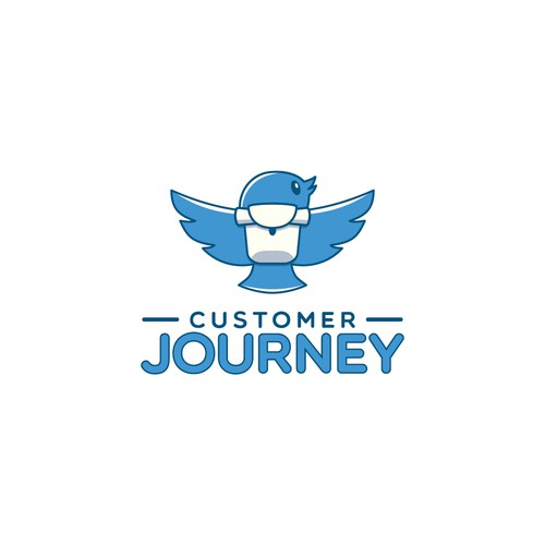 """""""Customer Journey"""" Logo Design Winner"""