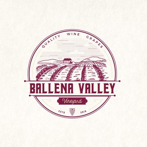 Concept for Ballena Valley Vineyard