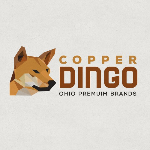 What do you get when you mix copper and a Dingo dog? I look forward to you showing me.