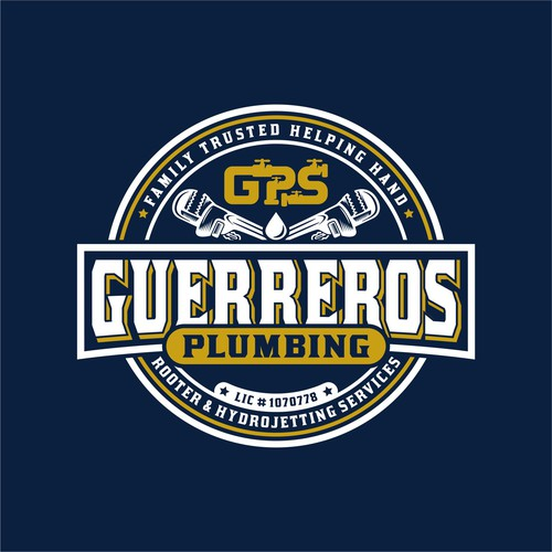 Guerreros plumbing services GPS