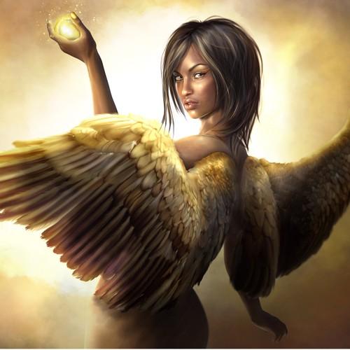 The Winged Woman of Ragisan