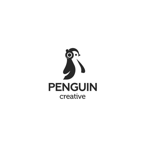 Logo Concept for Peguin Creative