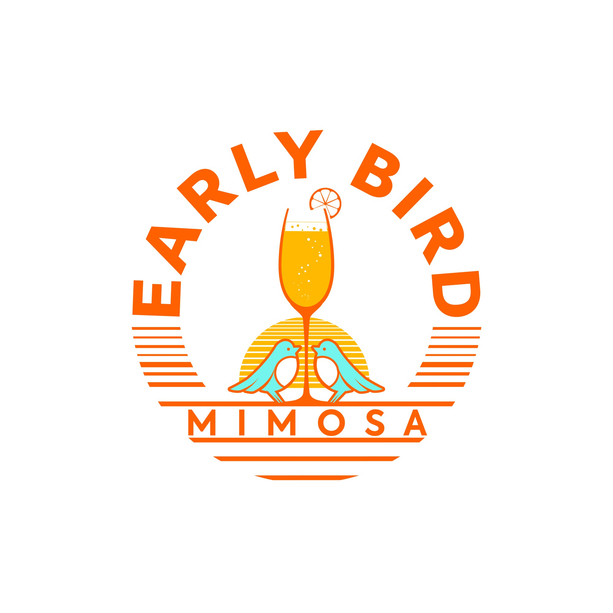 Exciting logo project for a new Ready to Drink Mimosa! for all of USA!