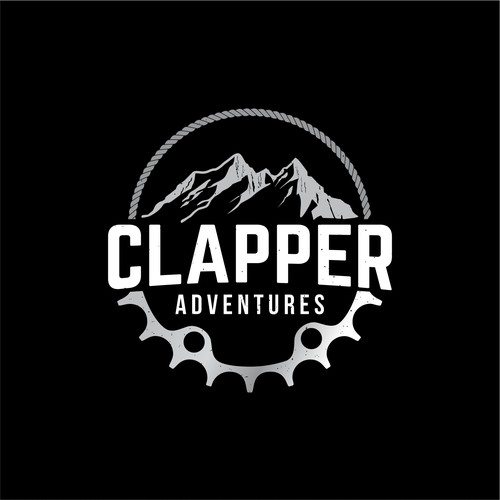 Logo design Clapper Adventures