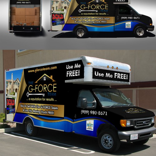 Help Us Create A Memorable Sign / Vehicle Wrap Package For Our Brand