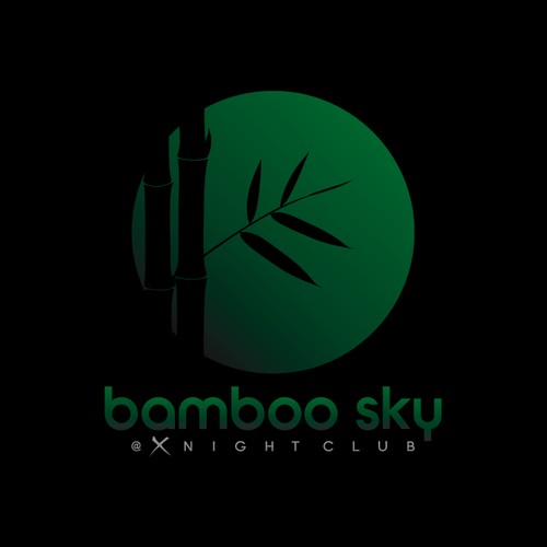 logo for Bamboo Sky @ X nightclub