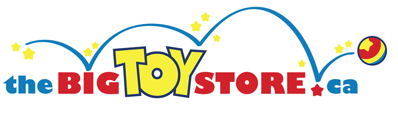 Create the next logo for The Big Toy Store .ca