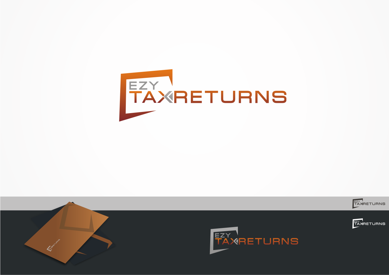 Create the next logo for Ezy Tax Returns