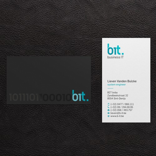 System Engineer's Business Card