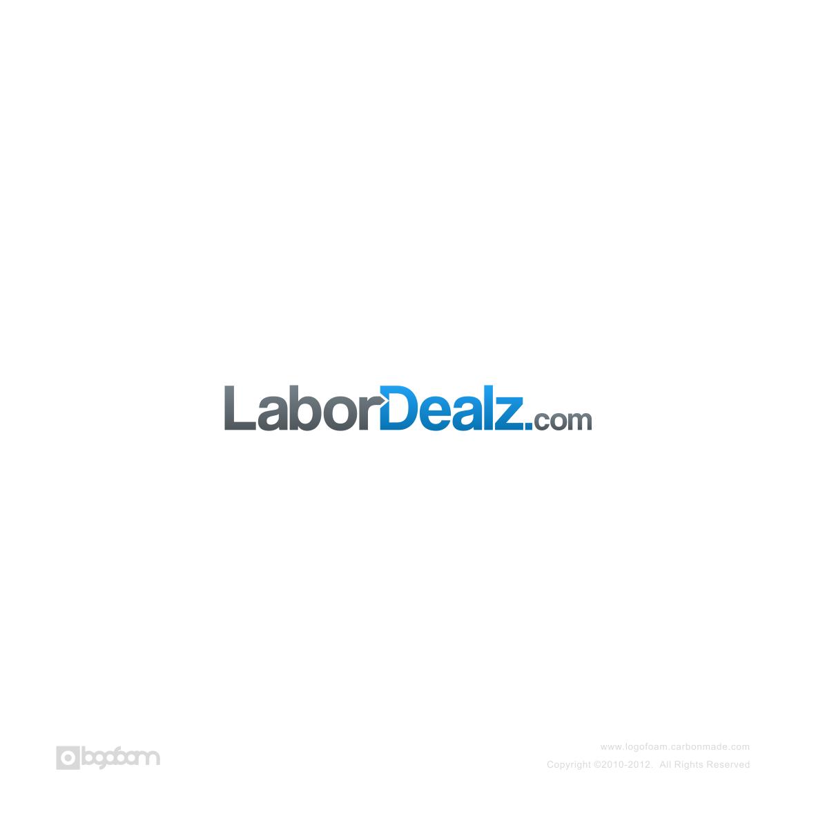 Help LABORDEALZ.COM with a new logo
