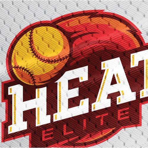 Softball Team Logo Design