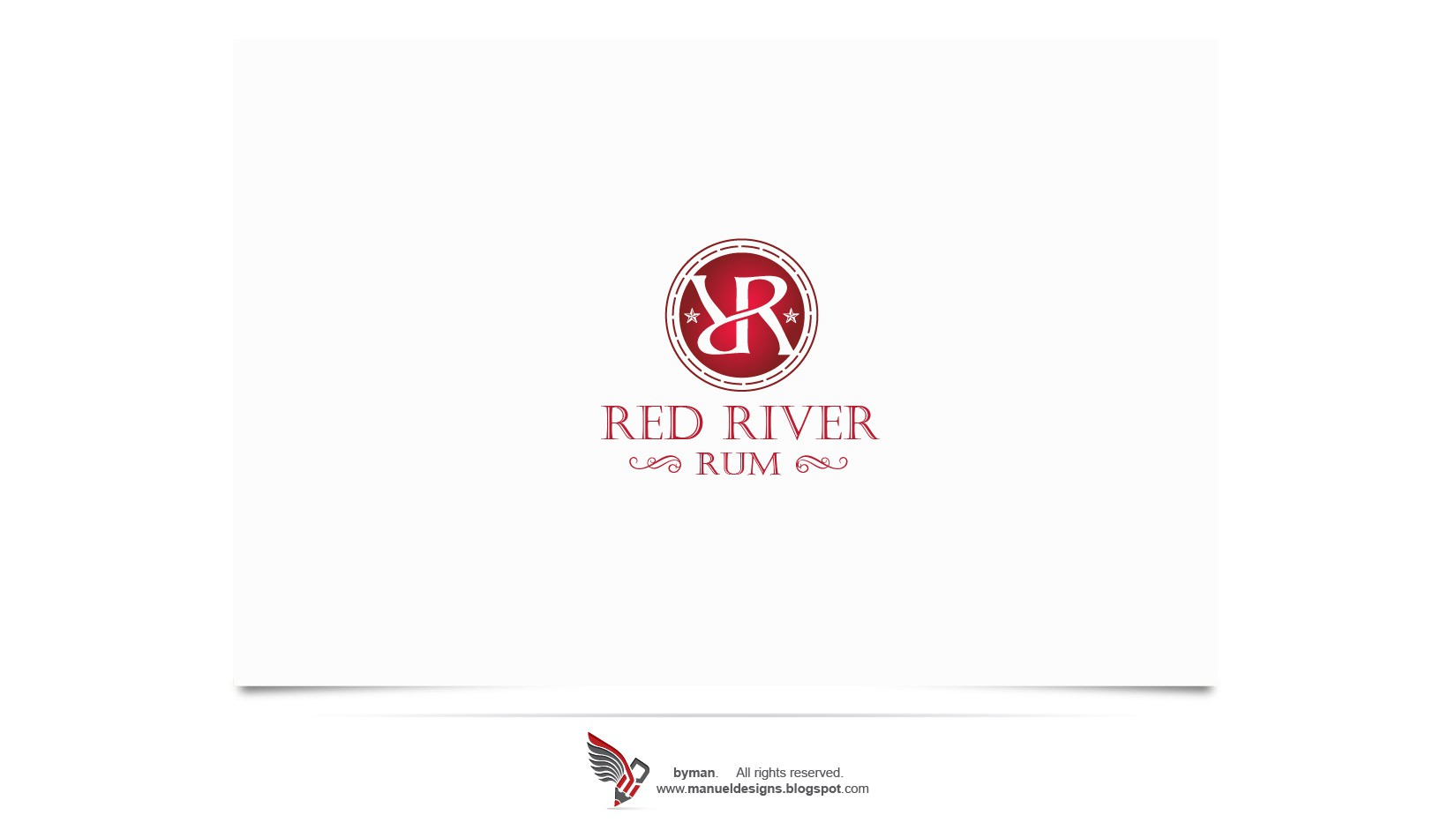 Help Red River Rum with a new logo