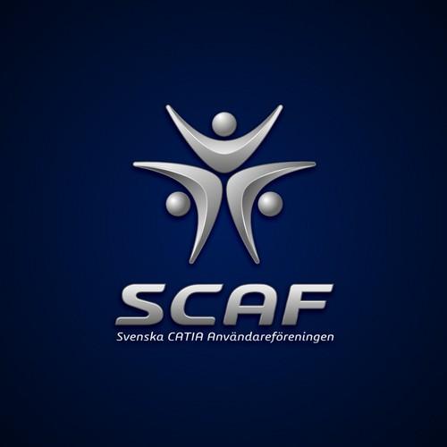 SCAF Logo Concept