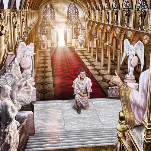 Throneroom of God