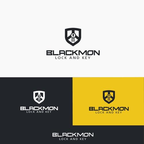 Security Blackmon Lock desain