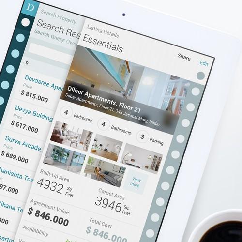 App design concept