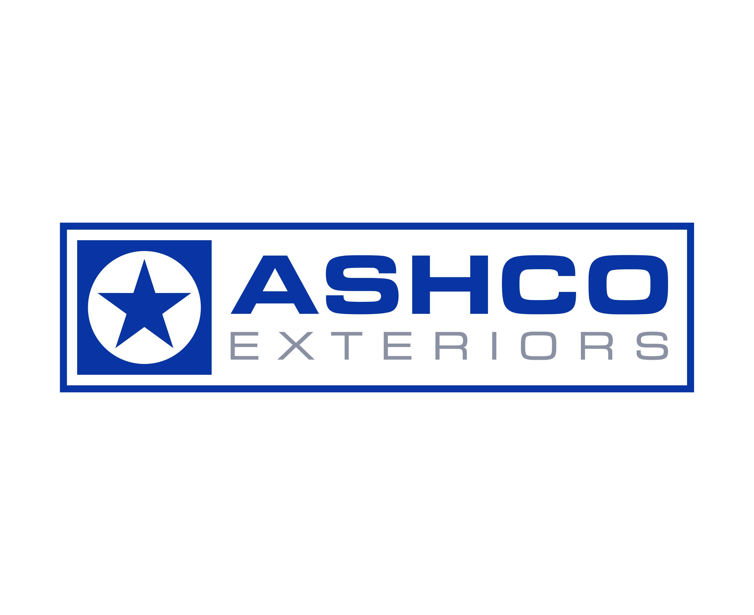Star based logo for home-restoration company