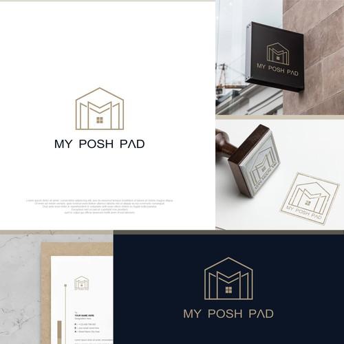 Logo for My Posh Pad