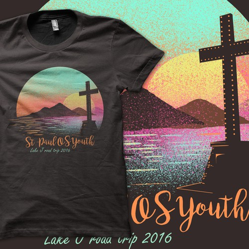 st-paul qs youth tee design