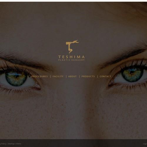 Teshima Plastic Surgery Jimdo Website