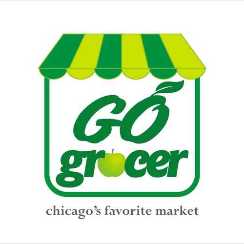 Create the next logo for Go! Grocer