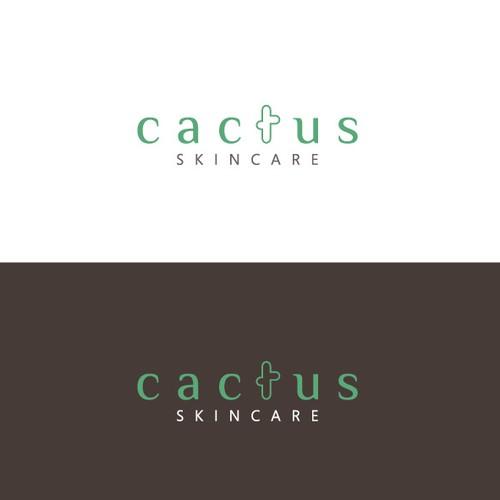 Cactus Skincare  needs new logo