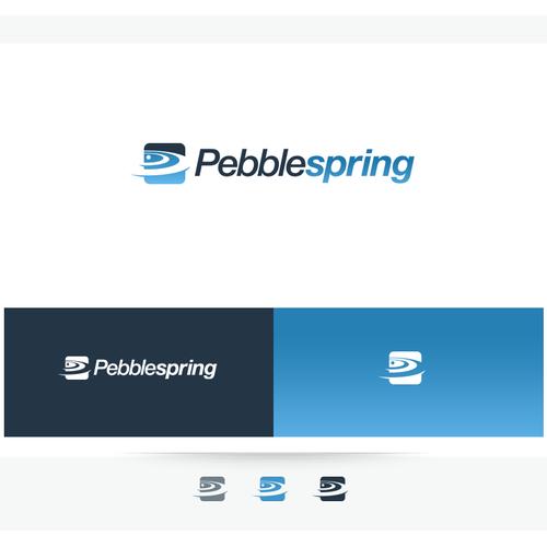 Logo for PebbleSpring
