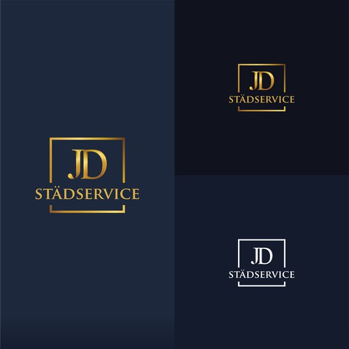 Logo Concept for JD Städservice