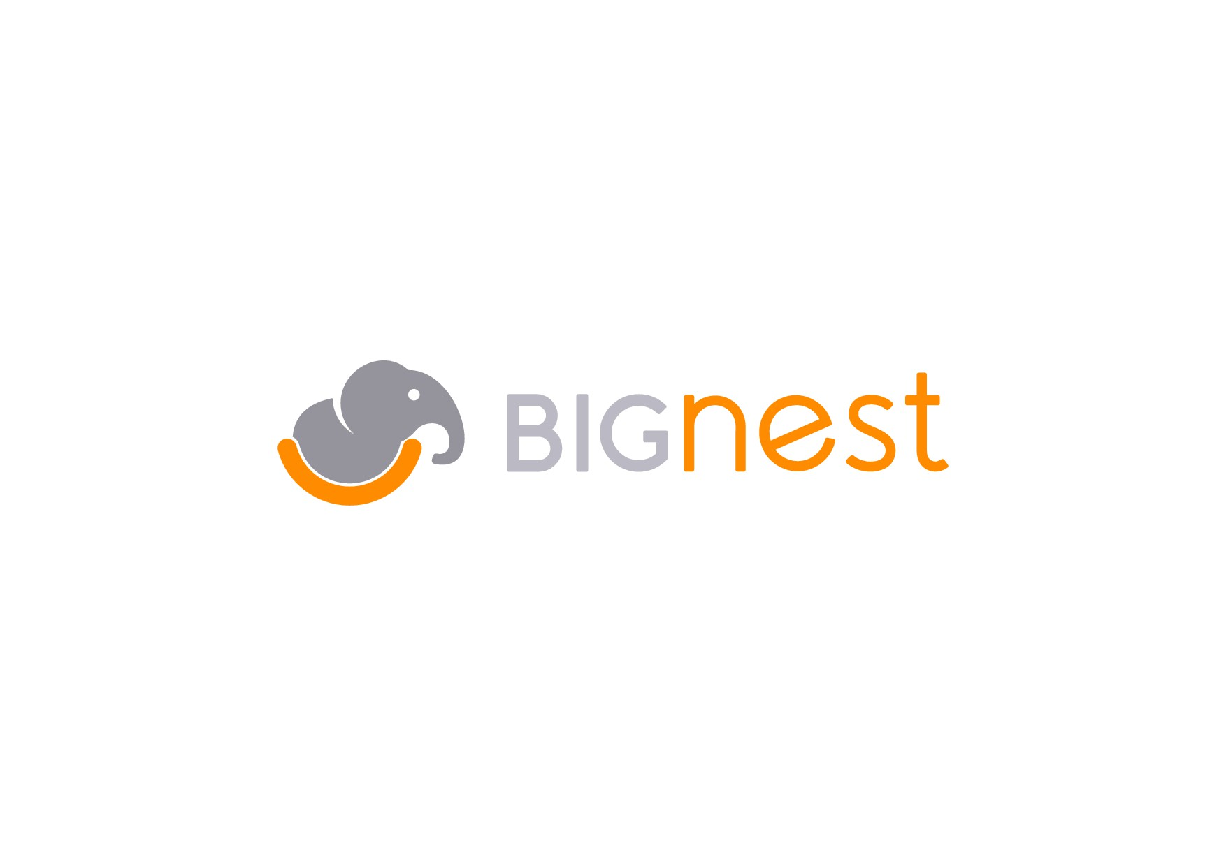 """Create a fresh and young identity for startup """"Bignest.com"""""""
