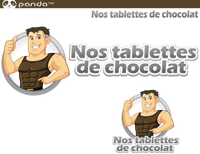 logo for Nos tablettes de chocolat