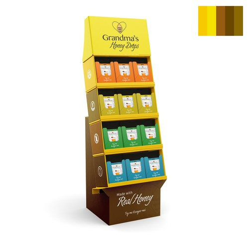 Candy POS Display