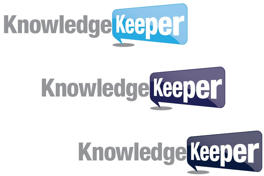KnowledgeKeeper needs a new logo