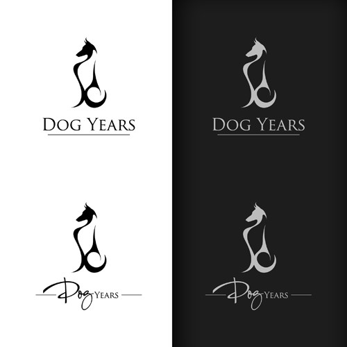 logo for Dog Years