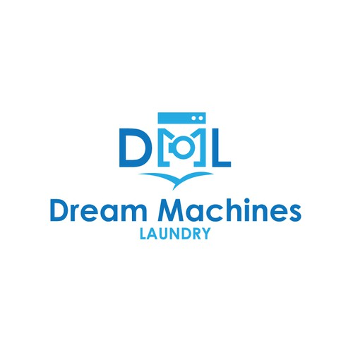 Concept for Dream Machines Laundry