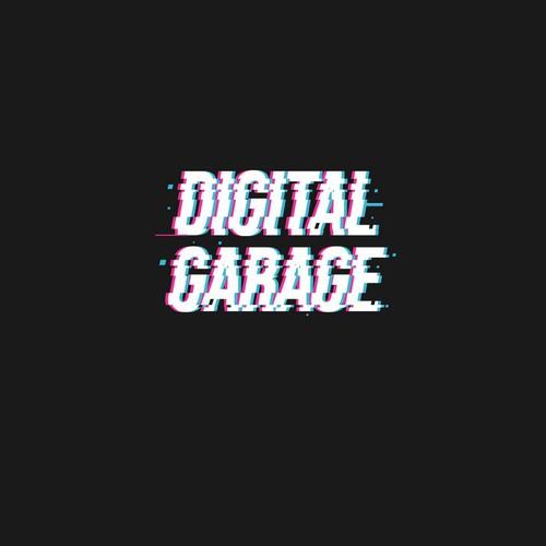 Logo concept for Digital Garage