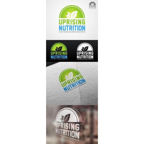Creative victorious logo for a health supplement company
