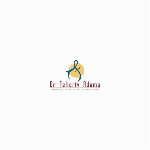 logo concept for Dr. Felicity Adams