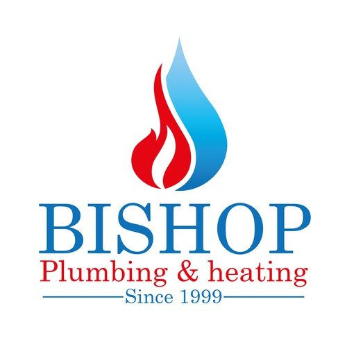 Bishop Plumbing & Heating logo