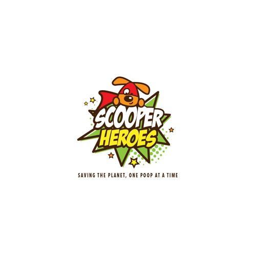 Logo for poop pick up service :)